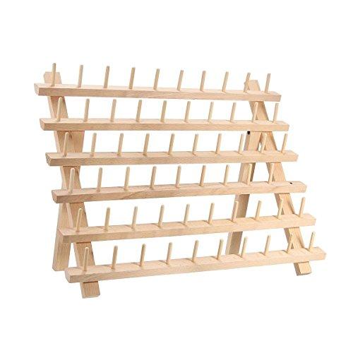 Ausuky - Soporte madera plegable colgar pared 120/60