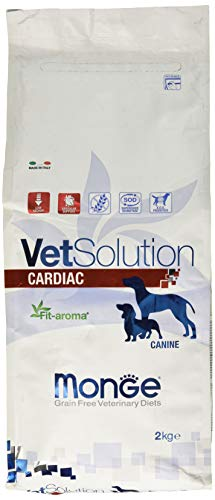 Monge Vetsolution Cane Cardiac kg. 2 Cibo Secco per Cani