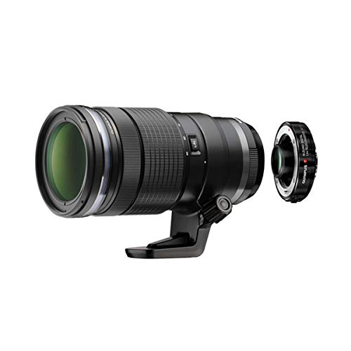 OLYMPUS M Zuiko ED 40-150mm f/2.8 Pro + MC 14, Lente Digital