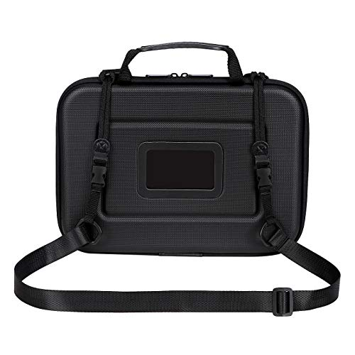 HDE 13' Laptop Carrying Case Work In Protective Cover w/ Strap & ID Tag Window