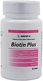 Sponsored Ad - BariatricPal Biotin Plus