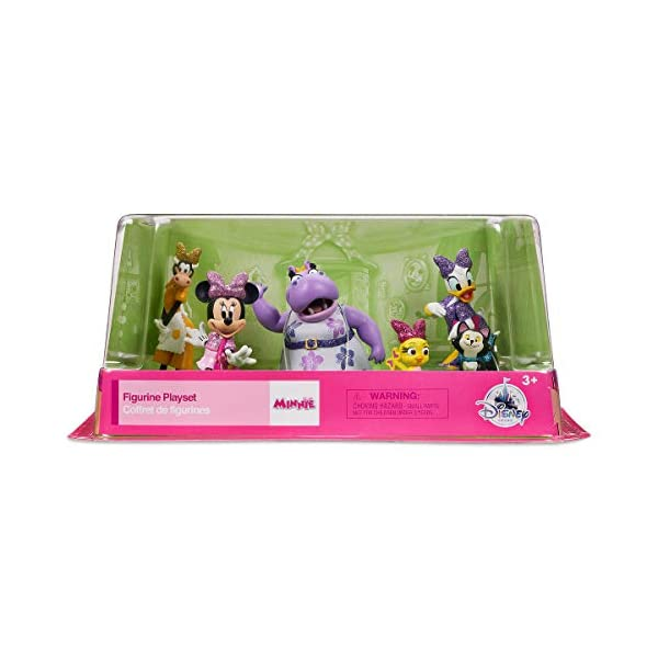 Disney Minnie Mouse Happpy Helpers Figure Set 2