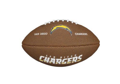 NFL San Diego Chargers Soft Touch Football