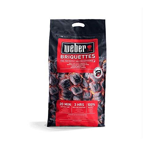 Weber -  17591 Briketts 8kg