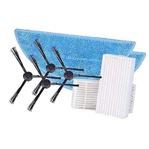 MagiDeal Juego de Kits de Repuesto para ILIFE V3s V5 V5s V3 Brush Vacuum Mop Cleaner HEPA