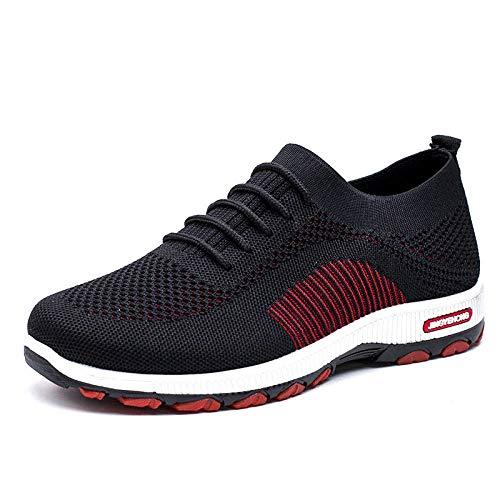 Sneakers Mode Outdoor Mannen Kleur Merk Bandage Ademende Schoenen mesh Zachte Letters Tennis Mannen Schoenen