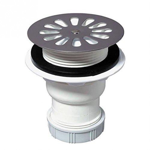 Wirquin 30720112 - Bonde de douche pour receveur D60mm