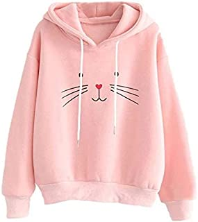 Khhalisi Women's Fleece Hooded Hoodie