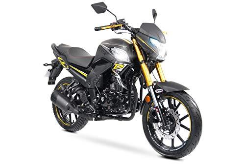 Moto Carabela Vector 250 Modelo 2020 Amarilla