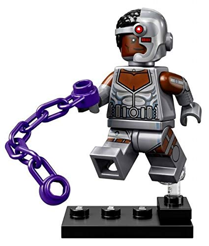 LEGO Minifigures DC Super Heroes Series Cyborg (71026)