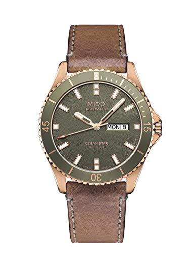 Mido Reloj de Hombre automático analógico Caja de M0264303609100