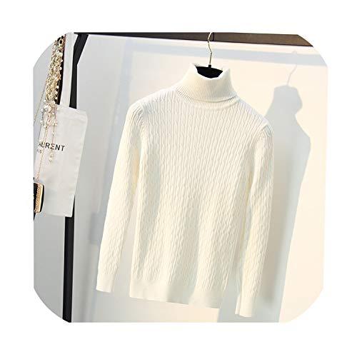 Pink-star Coltrui Warm Vrouwen Winter Sweater Gebreide Zachte Trui Rib Vrouwelijke Top