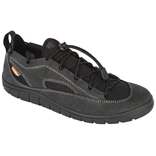 Lizard Fin II Leather carbon/black 47 EU