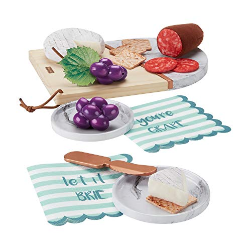 Pretend Charcuterie & Cheese Board For Kids