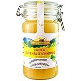 Roher Lindenblüten-Honig von ImkerPur