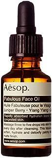 aesop fabulous face oil