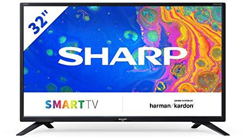 TV 32' SHARP AQUOS 32BC4E - Smart TV