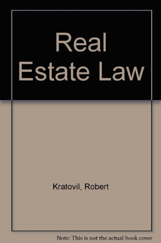 Real Estate Law (Ninth Edition)