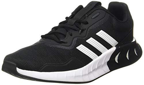 adidas KAPTIR Super, Zapatillas de Running Hombre, NEGBÁS/FTWBLA/GRISEI, 45 1/3 EU
