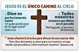 Jesus Is The One Way (Mini Gospel Tract Card, Packet of 100, Spanish)