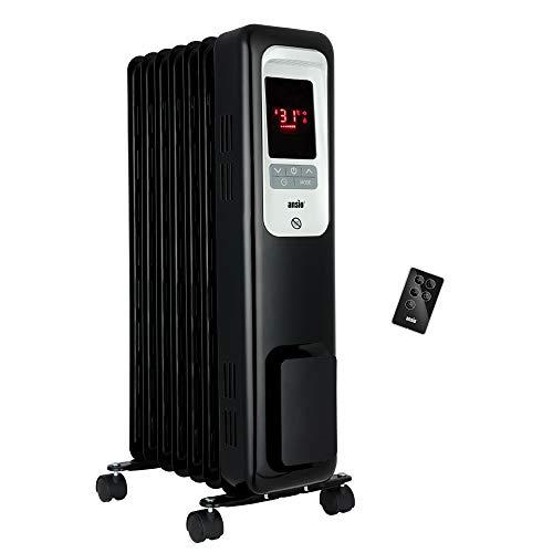 Ansio 2300W Oil Filled Radiator Heater