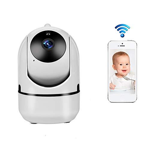 Mini Baby Monitor IP Kamera Auto Tracking HD 1080P Indoor Home Wireless WiFi Kamera Überwachung CCTV Kamera,1080p