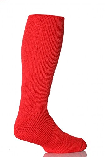 HEAT HOLDERS - Chaussettes basses - Homme Rouge Rouge