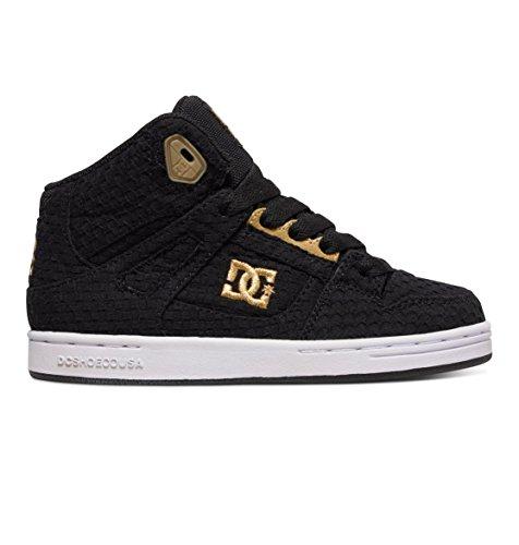 DC Shoes TX Se G - Zapatillas para Niñas