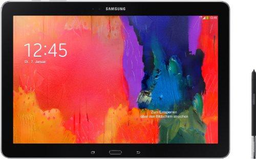 Samsung Galaxy Note Pro - Tablet de 12.2' (WiFi + 4G LTE, 32 GB, 3 GB RAM, Android 4.4 KitKat) Negro (Importado)