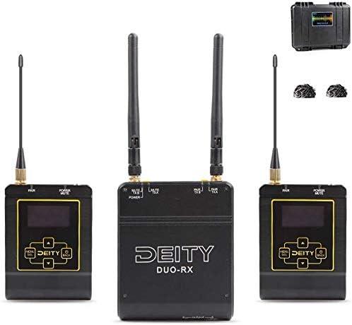 Regular dealer half DEITY Connect 2.4G Wireless Dual-Channel Lavalier Re Microphone