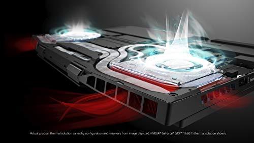HP OMEN 15-dh0016nf PC Portable Gaming 15,6' FHD IPS 144 Hz Noir (Intel Core i7, RAM 8 Go, SSD 512 Go, NVIDIA GeForce RTX 2060, AZERTY, Windows 10)