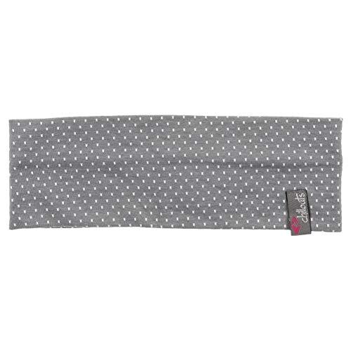 CHILLOUTS Damen Stirnband Zurich grau One Size