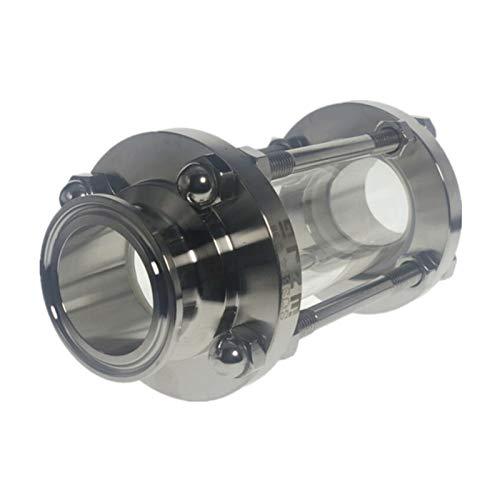 GYLB WBCMWH 1,5 Pulgadas Mirilla de dioptrías Adecuado for 38 mm Diámetro Exterior del Tubo Sus 304 Acero Inoxidable Accesorios Hechos en casa