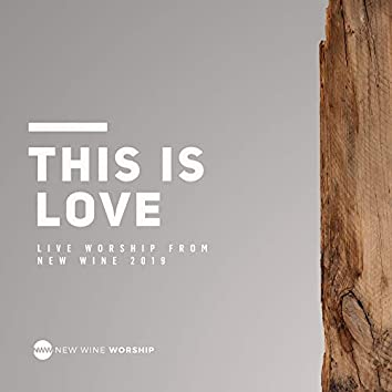 This Is Love [Live]