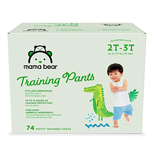 Amazon Brand – Mama Bear Gentle Touch Training Pants