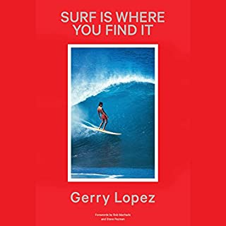Surf Is Where You Find It audiobook cover art
