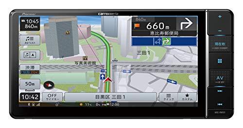 パイオニア カーナビ カロッツェリア 楽ナビ 7型ワイド AVIC-RW511 無料地図更新 フルセグ Bluetooth HDMI USB HD画質