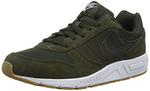 Nike Nightgazer, Zapatillas de Gimnasia para Hombre, Marrón (Sequoia/Sequoia/Gum Light Brown 304), 40.5 EU