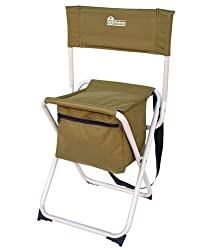Earth Products Take It Anywhere Compact Outdoor Fishing Chair