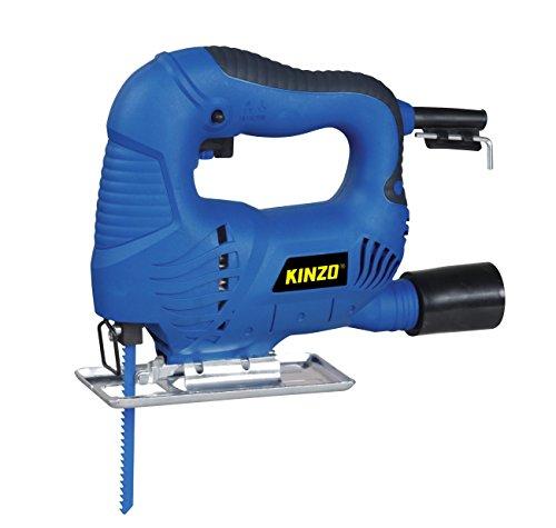 Kinzo 871125272194 Stichsäge-350W/230-240V, 350 W, 230 V