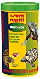 sera 01812 reptil Professional Herbivor 1X330 g - Pflanzen fressende Reptilien ernähren wie die Profis
