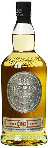Hazelburn 10 Years Old mit Geschenkverpackung Whisky (1 x 0.7 l)