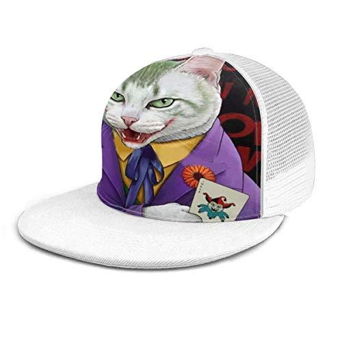 Gorra de béisbol Joker Cat Postal Sombreros Snapback...