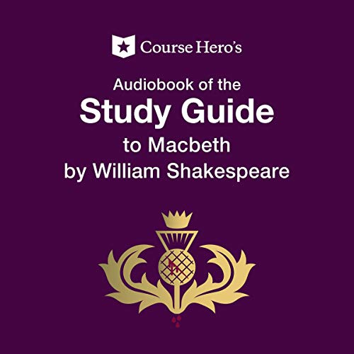 Course Hero's Audiobook of the Study Guide to Macbeth by William Shakespeare Titelbild