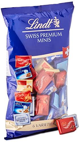 Lindt Bolsa de Napolitanas de Chocolate - 500 g