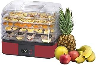 5 couches de fruits et fruits secs machine à machine de déshydratation séchage par séchoir à air végétale sèche alimentair...