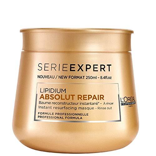 L'Oréal Absolut Repair Lípido Reparador del Cabello, 250 ml