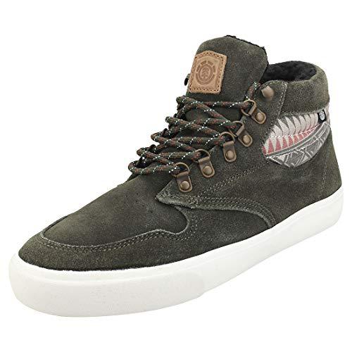 Element Topaz C3 Mid Herren Sneaker Chukka Forest - 46 EU
