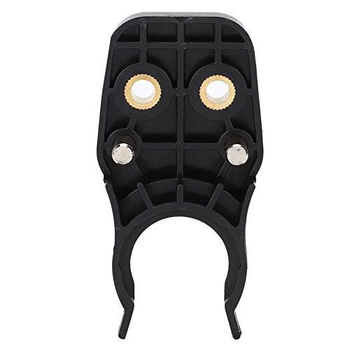 SANON Cambiador Automático de Herramientas Garra de Sujeción de Portaherramientas Accesorios para Herramientas de Fresadoras de Plástico Iso20