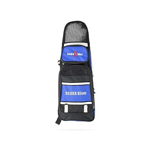 ScubaMax Deluxe Scuba Snorkeling Fin Bag
